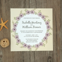 Wedding Invites Paper