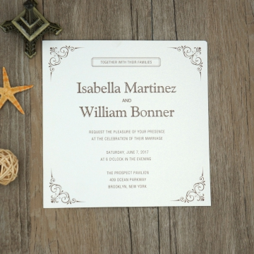 Classic Invites Wedding Invites Paper