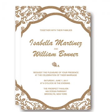 Wedding invitations wedding invites paper elegant cheap lace winter wedding invitation wip048 filmwisefo