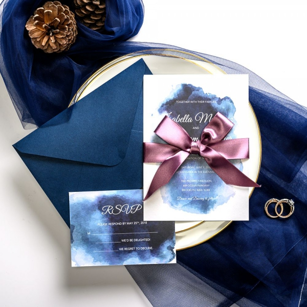 /1067188-2752-thickbox/navy-blue-watercolor-wedding-invitations-with-gold-shimmer-liner-for-beach-weddings-custom-wedding-invitations-with-ribbon-rsvp-cards-ws030.jpg