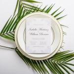 Silver gray printing wedding invitations, thank you cards, rsvps, fall, winter, spring, cheap wedding invitations, modern, simple ws041
