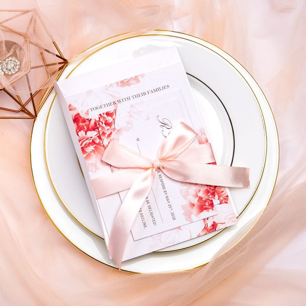 /1067230-2990-thickbox/elegant-coral-pink-wedding-invitations-with-pink-ribbon-rustic-weddings-watercolor-invites-boho-invites-spring-summer-ws054.jpg
