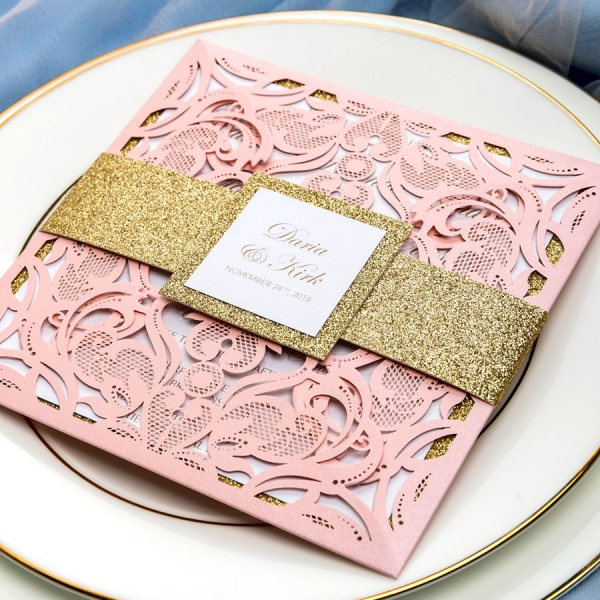 /1067239-3038-thickbox/romantic-blush-pink-laser-cut-wedding-invitations-with-gold-glitter-belly-band-and-tag-elegant-wedding-invitations-vintage-classic-square-graduation-cards-anniversaries-ws068.jpg