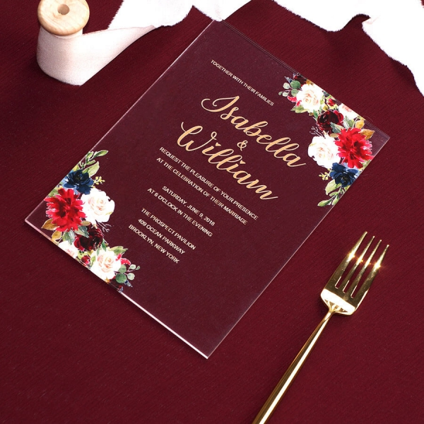 /1067457-4077-thickbox/boho-rustic-acrylic-floral-wedding-invite-burgundy-and-navy-flowers-ws192.jpg