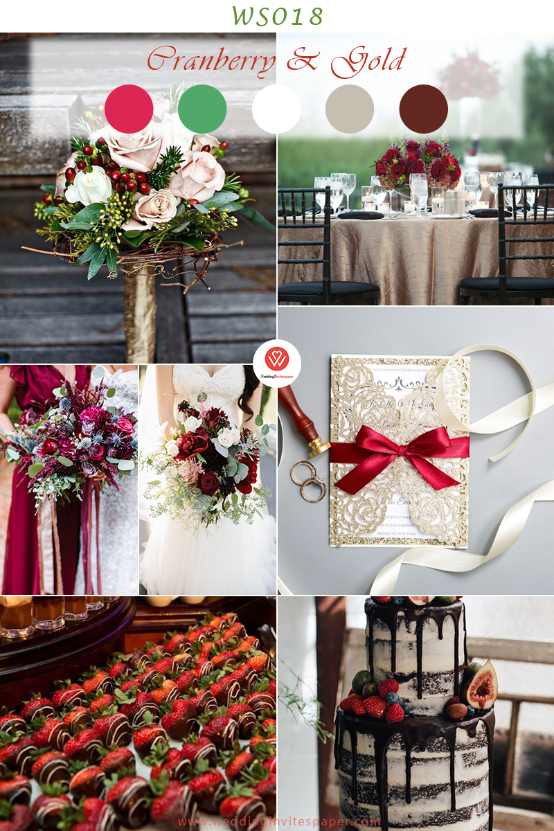 fall wedding color schemes of rose gold.jpg