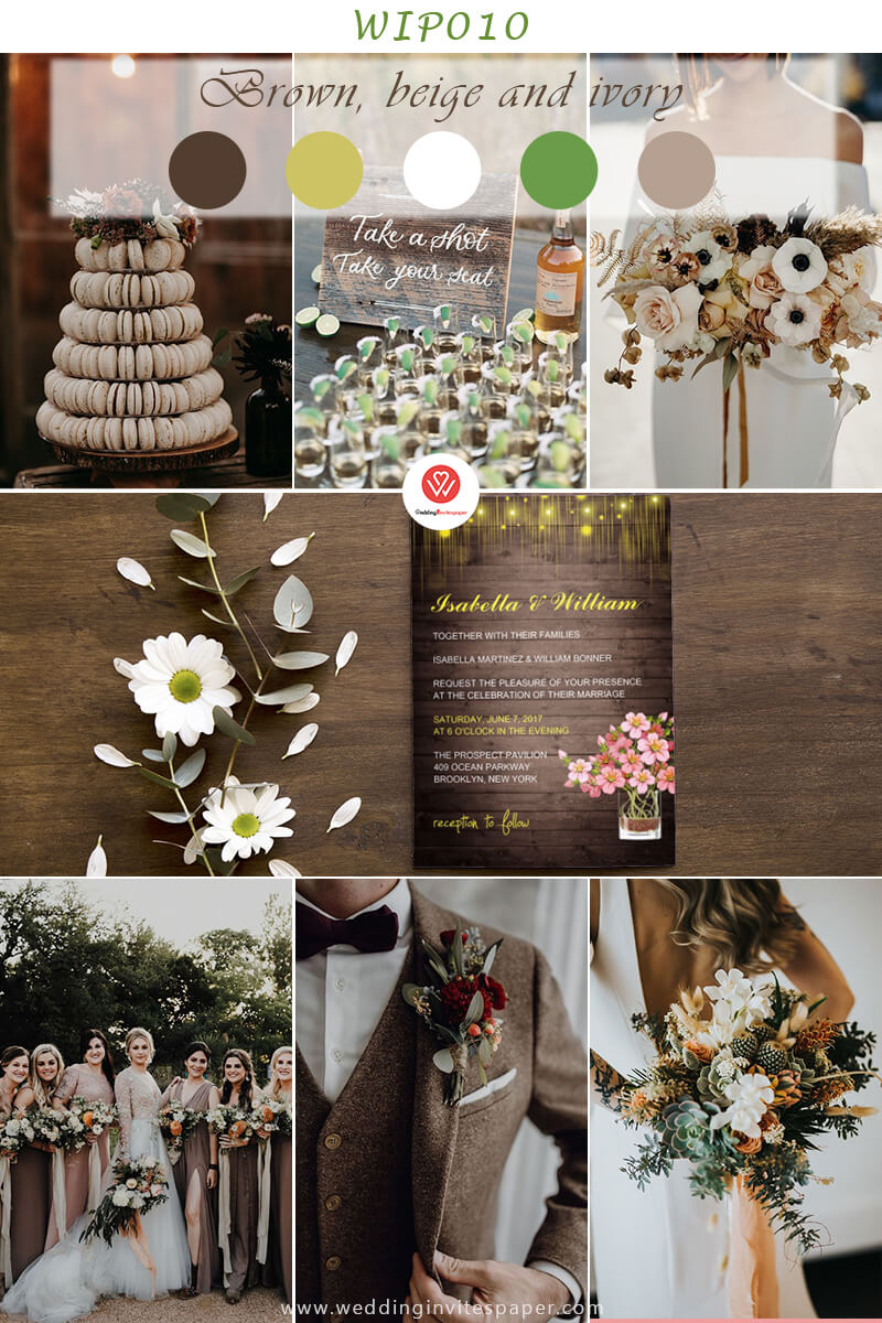 Brown, canary and ivory fall wedding colors.jpg