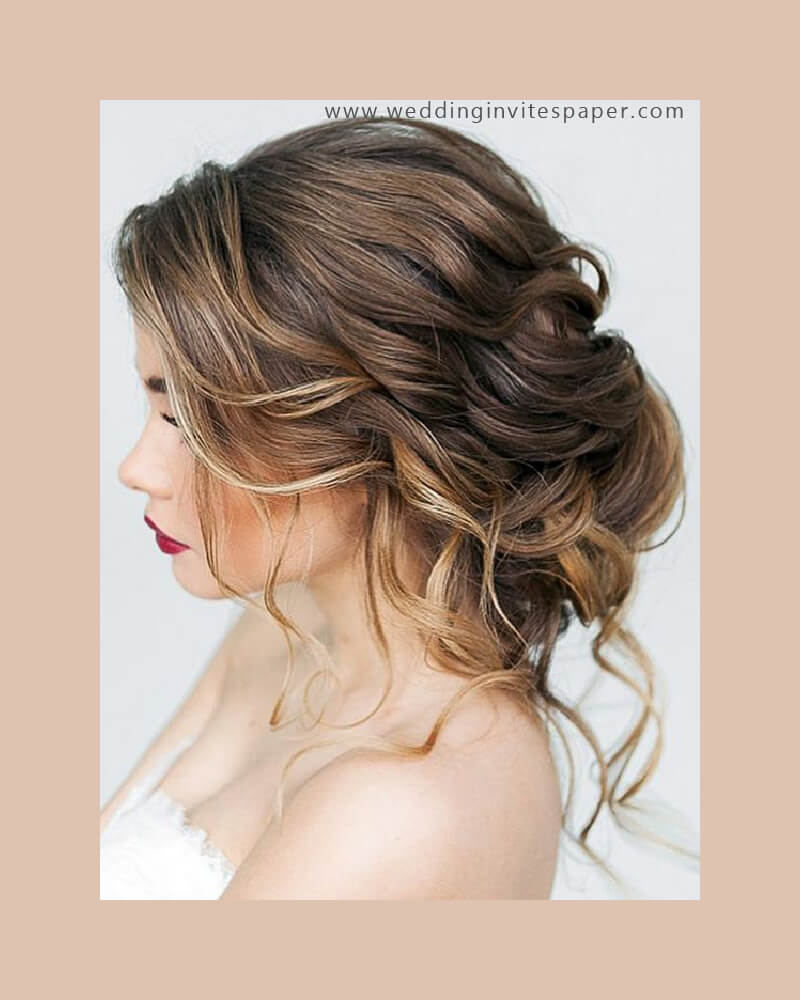 Undone updo wedding hairstyles for long hair.jpg