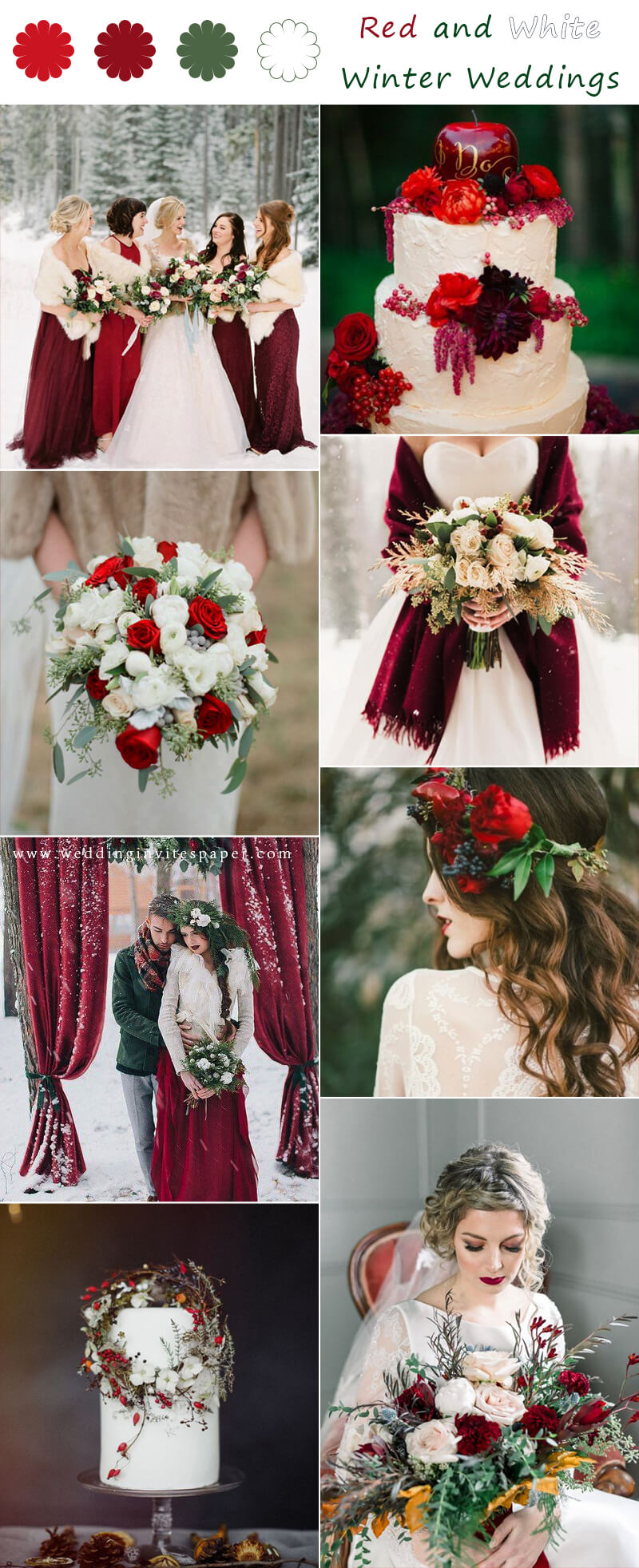 Red and White Winter Weddings.jpg