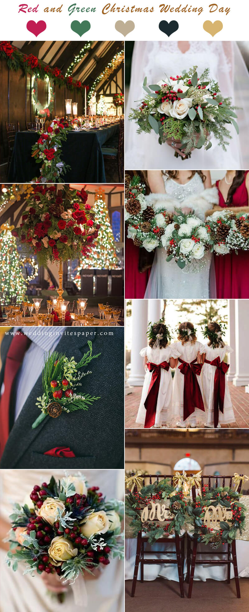 Red and Green Christmas Wedding Day.jpg