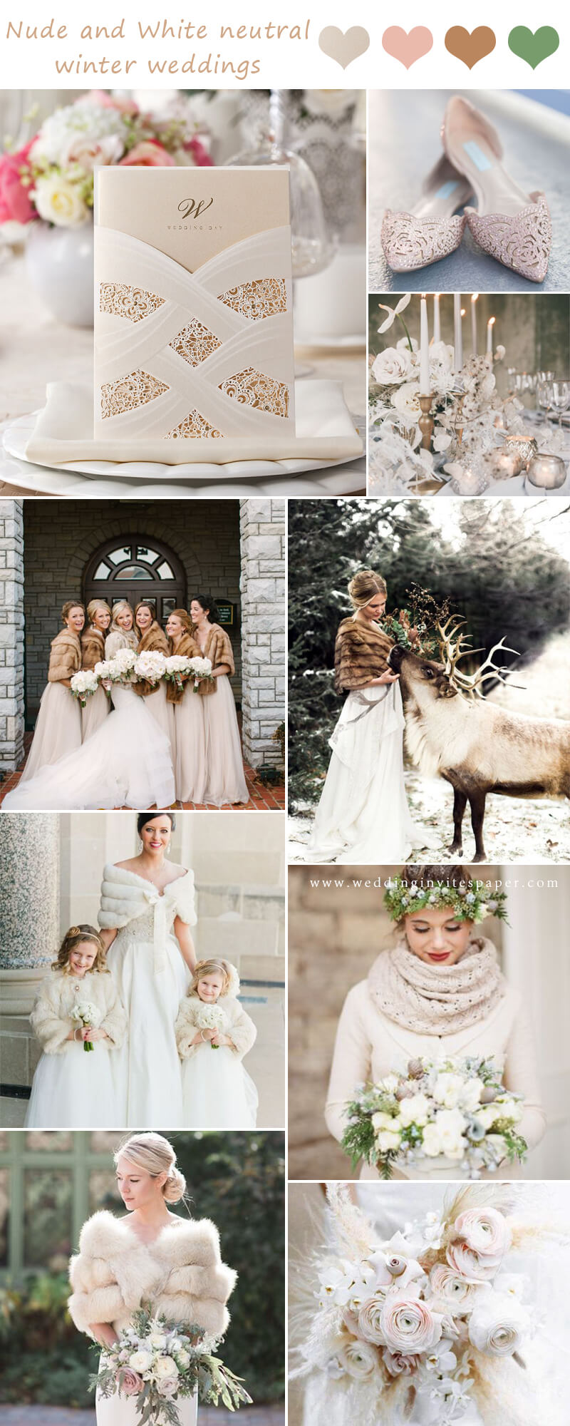 Nude and White neutral winter weddings.jpg