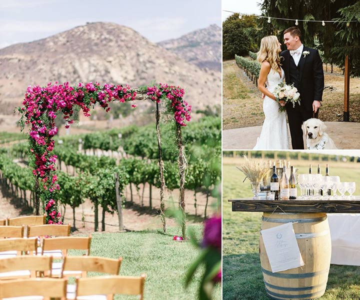 23 of the Best Vinery Wedding Details to Stand You Out