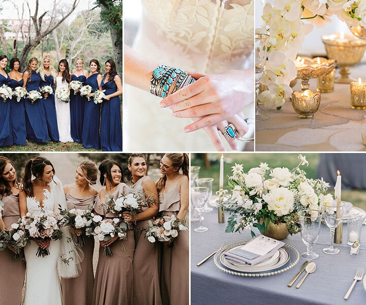 Top 9 Wedding Color Trends to Expect in 2020