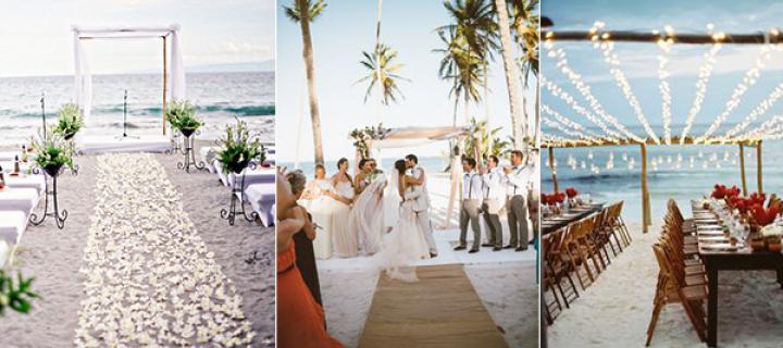 19 CHARMING BEACH AND COASTAL WEDDING ARCH IDEAS FOR 2018 ...
