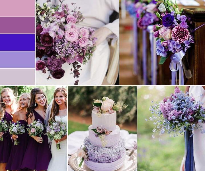 7 Exceptional Purple Color Combos to Rock for 2019