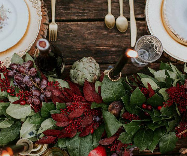 Top 11 Wedding Color Palettes to Warm Your Winter Day