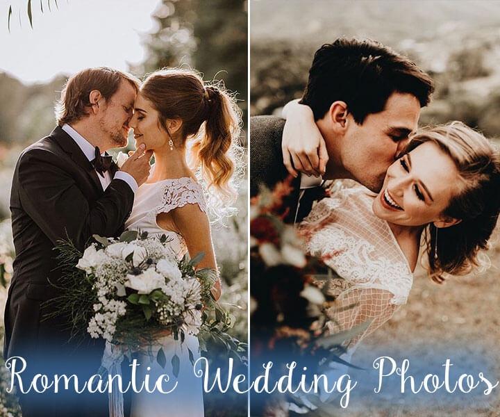 24 Romantic Wedding Kiss Photos Worth Stealing