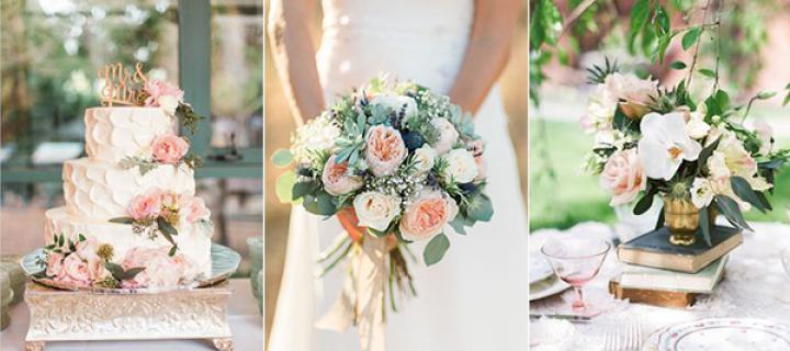 50+ Hottest Early Spring Wedding Color Palettes in 2018 on Budget ...