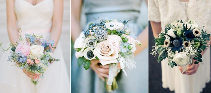 PRETTIEST SHADE OF BLUE WEDDING TREND IN 2018 - Wedding Invites Paper