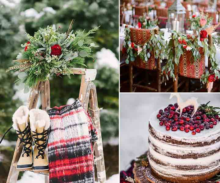 CHRISTMAS WEDDINGS: 8 Fantastic Ideas to Help You Enjoy Festive Days